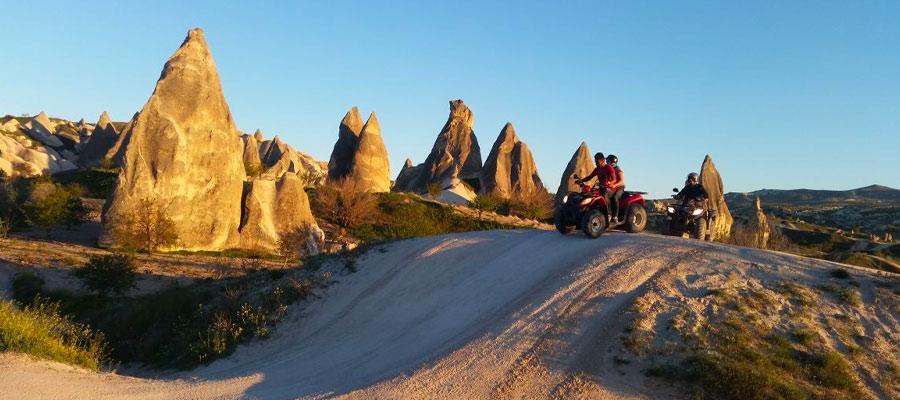 Kapadokya Kızıl Vadi Atv Turları