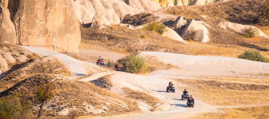 Kapadokya Göreme Atv Turu